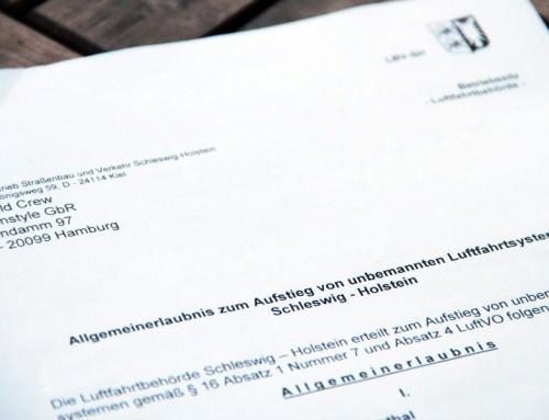 Allgemeine Aufstiegserlaubnis – Schleswig Holstein