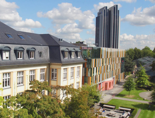 Bucerius Law School Hamburg – Luftaufnahmen