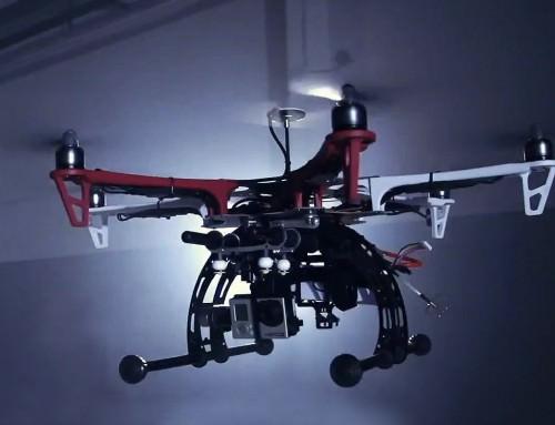 DJI F550- Hexacopter