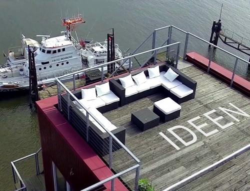 Fleet 3 Hamburg – Luftaufnahmen & Imagevideo
