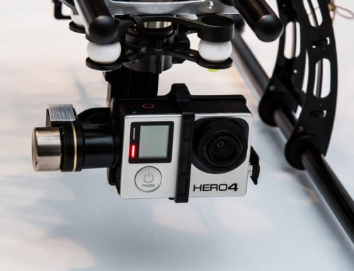 UPDATE: F550 + GoPro Hero 4 Black Edition