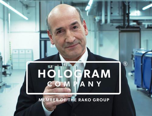 Hologram Company | Unternehmensfilm 2019