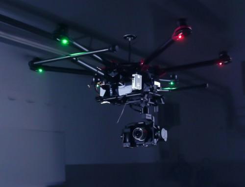 DJI S900 – Hexacopter