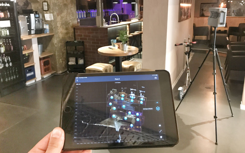 Matterport Technik