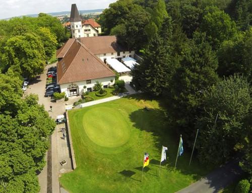 Luftbilder – Golfclub Sieben-Berge