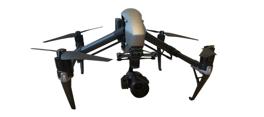 Premium Copter Luftbild Crew Hamburg - Drohne Inspire 2 Pro x5s DJI