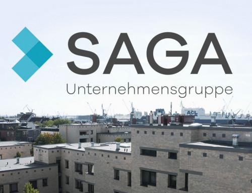 Die SAGA von oben! | Imagefilm